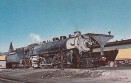 Union Pacific 7857,at Cheyenne,Wyo., Ungelaufen - Trains