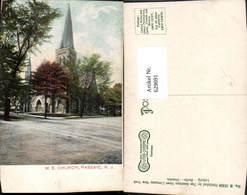 629691,M. E. Church Passaic New Jersey - Vereinigte Staaten