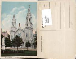 629682,Sainte-Anne-de-Beaupre The Old Basilica La Vieille Basilique Ste-Anne De Beaup - Ohne Zuordnung