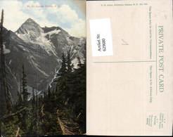 629680,Mount Sir Donald Glacier British Columbia Canada - Ohne Zuordnung