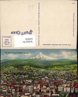629656,Mount Hood From Portland Oregon - Vereinigte Staaten
