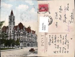 629641,Post Office St Paul Saint Paul Minnesota - Ohne Zuordnung