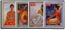 Polynésie, N° 604 à N° 607** Y Et T - Polinesia Francesa