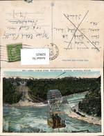 629625,Aero Cable Over Whirlpool Rapids Seilbahn Niagara Falls New York - NY - New York
