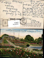 629614,A Section Of The Rose Garden Rock Springs Park Fort Worth Texas - Ohne Zuordnung