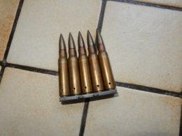 Clips De 5cps 7.5 Pour MAS 36 1940 - Armes Neutralisées