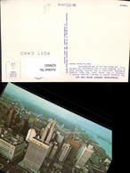 629601,Downtown Detroit From The Air Michigan - Vereinigte Staaten