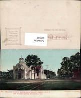 629592,Palafox Street Christ Church And Water Tower Pensacola Florida - Vereinigte Staaten