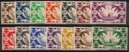 Océanie - 1942 - N°Yv. 155 à 168 - Série Complète - Neuf Luxe ** / MNH / Postfrisch - Oceania (1892-1958)