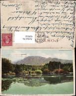 629532,Lake In Stratton Park Colorado Springs Colorado - Ansichtskarten
