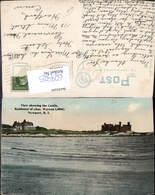 629525,View Showing The Castle Newport Rhode Island - Ansichtskarten