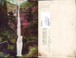 629510,Multnomah Falls Wasserfall Oregon - Ohne Zuordnung