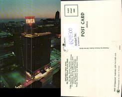629500,South Wabash Avenue Chicago YMCA Hotel Illinois - Ansichtskarten