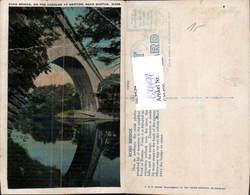 629499,Echo Bridge On The Charles At Newton Near Bosten Massachusetts - Ansichtskarten