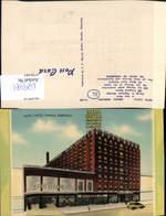 629481,Omaha Hotel Castle Nebraska - Ansichtskarten