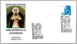 SEMANA SANTA 2010. Mª SANTISIMA DE LA CONFORMATION. Zaragoza, Aragon, 2010 - Cristianismo
