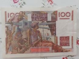 100 Francs 3/12/1953 - 1871-1952 Anciens Francs Circulés Au XXème
