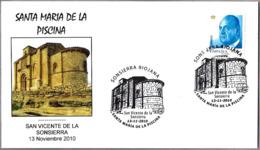 Ermita SANTA MARIA DE LA PISCINA. San Vicente De La Sonsierra, La Rioja, 2010 - Iglesias Y Catedrales