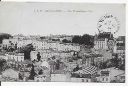 CPA 16 Angouleme - Angouleme