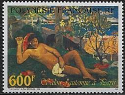 Polynésie, N° 553** Y Et T - Polinesia Francesa