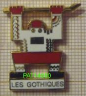 HOCKEY SUR GLACE  LES GOTHIQUES D'AMIENS Dpt 80 SOMME - Other