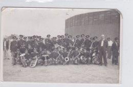 Portugal -Banda Filarmónica De Coruche  -17 -8- 1948  Junto á Antiga Praça De Touros - Santarem
