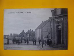 Cpa  Bourbourg Campagne  59 Nord Le Plantis Animée - Autres Communes