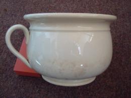 Vers 1900,pot De Chambre Faîence Regout Hollande - Ceramics & Pottery