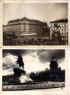 LENINGRAD (SAINT PETERSBOURG) - LOT De   2 CARTES POSTALES - - Russie
