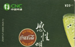 CHINA. PUZZLE. COCA COLA - FAUNA. ZGWTJT-2006-34(4-1). (091). - Puzzles