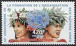 Polynésie, N° 493** Y Et T - Neufs