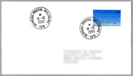 BUREAU POSTAL MILITAIRE 125. Francia 1992 - Militares