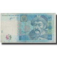 Billet, Ukraine, 5 Hryven, 2011, KM:118c, TB - Ukraine