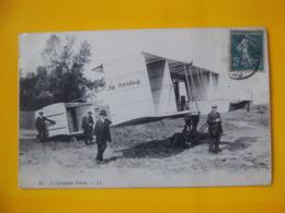 Cpa Aviation Avion Aéroplane Voisin - ....-1914: Précurseurs