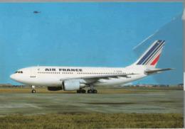 Air France Airlines A310 F-GEMA Aereo Airways AirFrance Airplane - 1946-....: Era Moderna