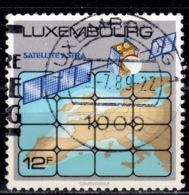 L+ Luxemburg 1989 Mi 1218 ASTRA - Used Stamps