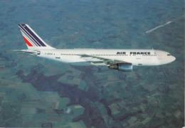 Air France Airlines A300 F-GVGA Aereo Airways AirFrance Airplane Swissair - 1946-....: Era Moderna