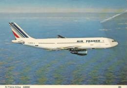 Air France Airlines A300 F-BVGA Aereo Airways AirFrance Airplane - 1946-....: Era Moderna