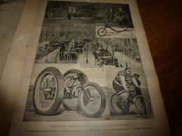 1901 LES ANNALES:Expo Automobile Et Cycle Exentriques; Reine Wilhelmine; Guerre Transvaal;Histoire Du Temps à Venir ;etc - 1900 - 1949