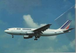 Air France Airlines A300 F-BVGB Aereo Airways AirFrance Airplane - 1946-....: Era Moderna