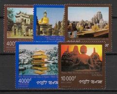 Vietnam - 1996 - N°Yv. 1623 à 1627 - Paysages - Neuf Luxe ** / MNH / Postfrisch - Vietnam