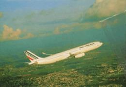 Air France Airlines A340  Aereo Airways AirFrance Airplane - 1946-....: Era Moderna
