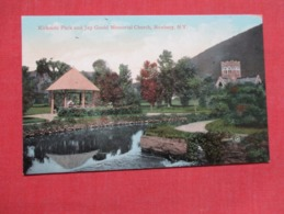 Kirkside Park & Jay Gould Memorial Church  Roxbury New York >     Ref   3600 - NY - New York