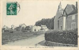 BURES - La Route D'Orsay. - Autres Communes