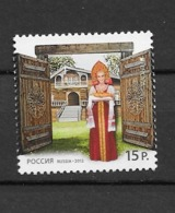 2012 MNH Iceland, From Booklets Postfris** - 2012