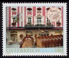 Austria - 2019 - Zauner Café And Cake Shop - Mint Stamp - 1945-.... 2nd Republic