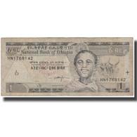 Billet, Éthiopie, 1 Birr, 2000, KM:46e, B+ - Etiopía