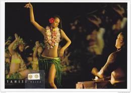 Polynésie Française / Tahiti - Danseuse Au Heiva - 185 - Tahiti