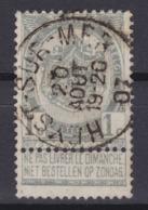 N° 53  HEYST SUR  MER - 1893-1907 Wappen