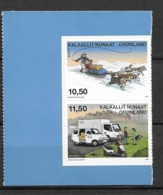 2013 MNH Greenland From Booklets Postfris** - Europa-CEPT
